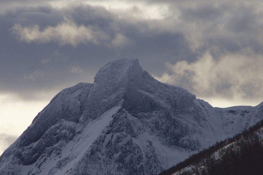Storvasshornet i Norddal. Foto: John Kåre Storås